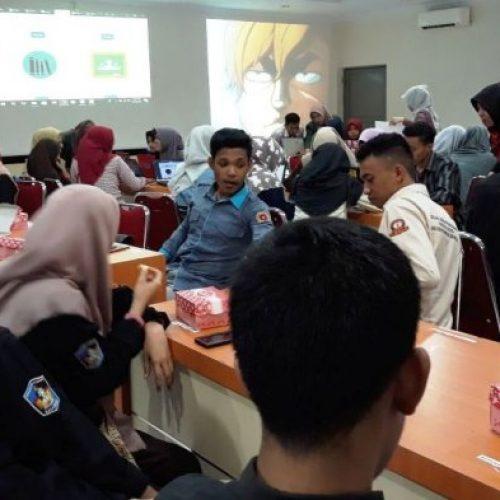 Mahasiswa Pendidikan Bahasa Inggris UMI Terapkan E-Learning