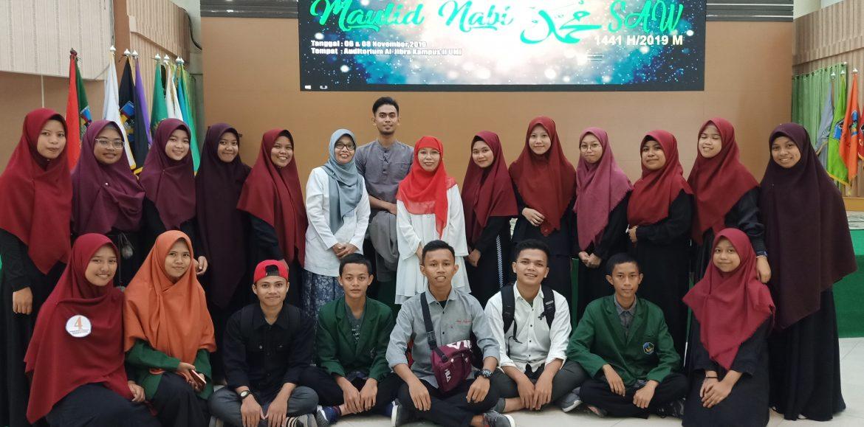 Tim Mahasiswa FS UMI Berlaga di Lomba Asmaul Husna dan Shalawat